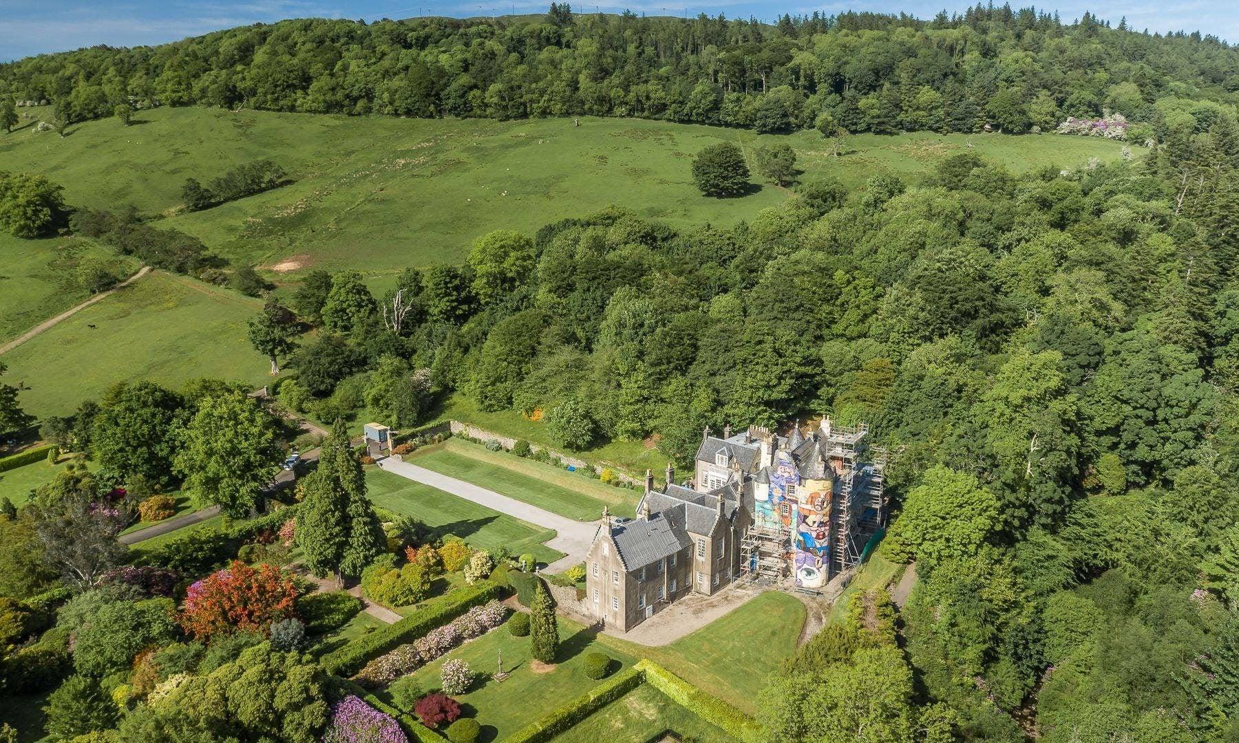 Castle tours: A peek into our history