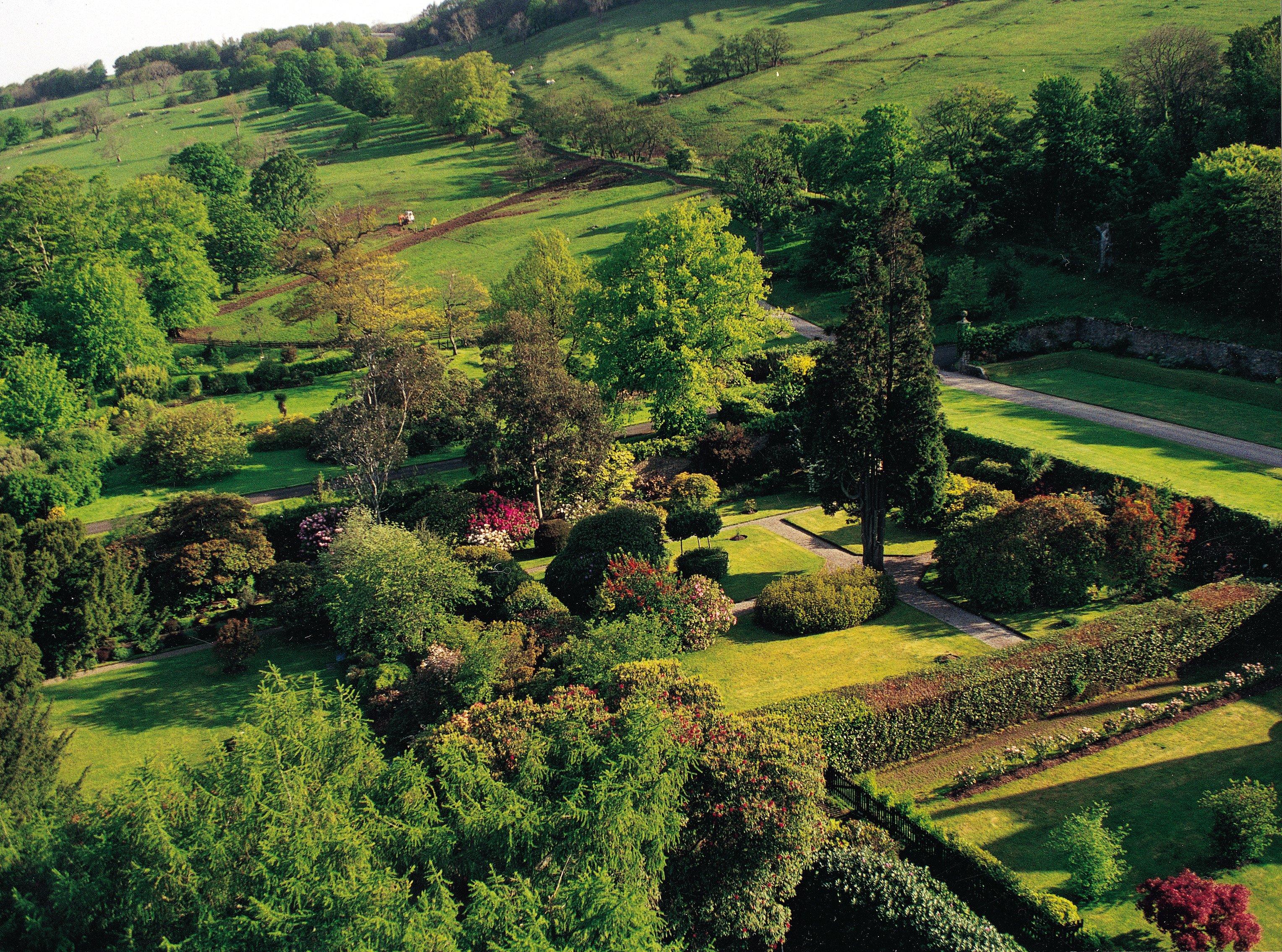 The Plaisance (Walled Garden)