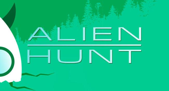 Freaky Forest: ALIEN HUNT